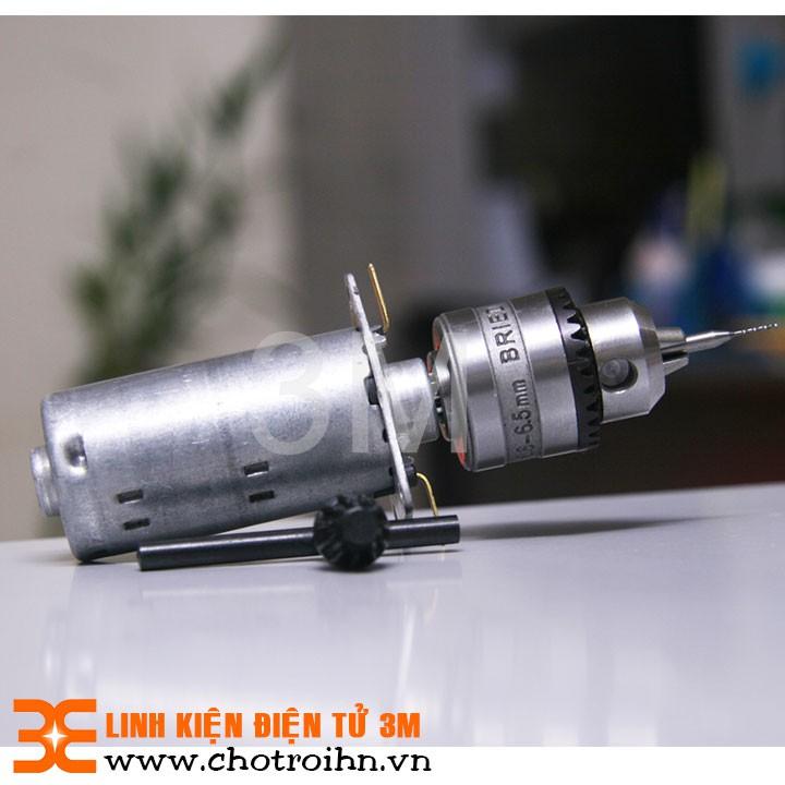 [Tp.HCM] Máy Khoan Mạch Điện Tử Mini 12V-2A ( Chưa Kèm Mũi Khoan)
