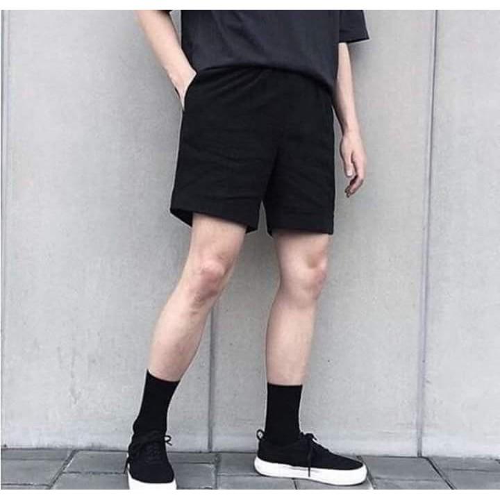quần shot kaki