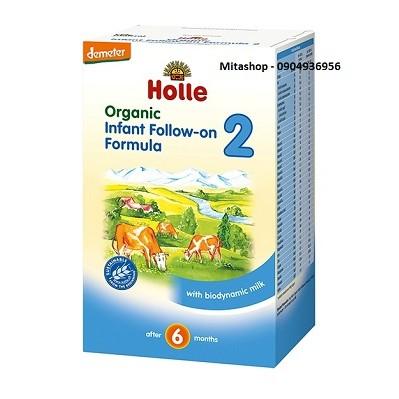 Sữa organic hữu cơ siêu sạch Holle số 2 - 600g - 2425307 , 170124195 , 322_170124195 , 500000 , Sua-organic-huu-co-sieu-sach-Holle-so-2-600g-322_170124195 , shopee.vn , Sữa organic hữu cơ siêu sạch Holle số 2 - 600g