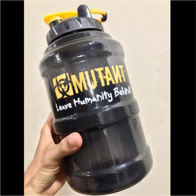 BÌNH NƯỚC 2,5 LÍT water bottle MUTANT