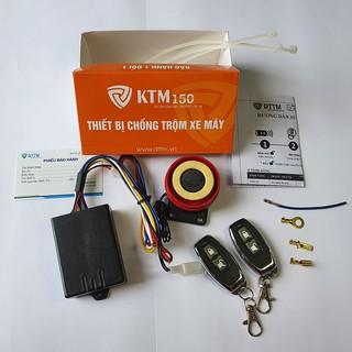 Thiết bị chống trộm xe máy KTM REMOTE ĐIỂU KHIỂN TỪ XA thumbnail