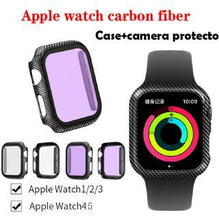 Ốp Lưng Bảo Vệ Mặt Đồng Hồ Apple Watch 38mm 42mm 40mm 44mm Iwatch Series 6 SE 5 4 3 2 1