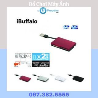 [Mã ELFLASH5 giảm 20K đơn 50K] Đầu lọc thẻ buffalo 2.0- Bảo hành 3 tháng