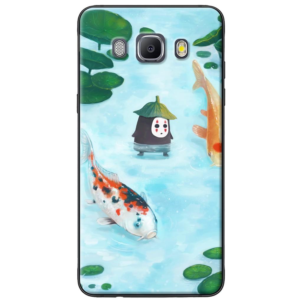 Ốp lưng Samsung J3,J5,J7 (2016), J2 Prime, G530 Vô diện cá koi