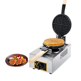 Máy làm bánh bông lan, bánh tổ ong dùng gas