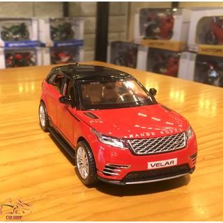 [Mã TOYJULY hoàn 20K xu đơn 50K] Mô hình xe ô tô Land Rover Range Rover Velar tỉ lệ 1:32 màu đỏ