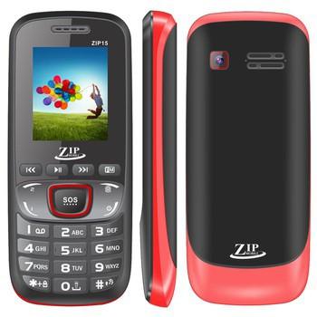 Điện Thoại ZIP15 - 2 SIM - phím mềm êm tay