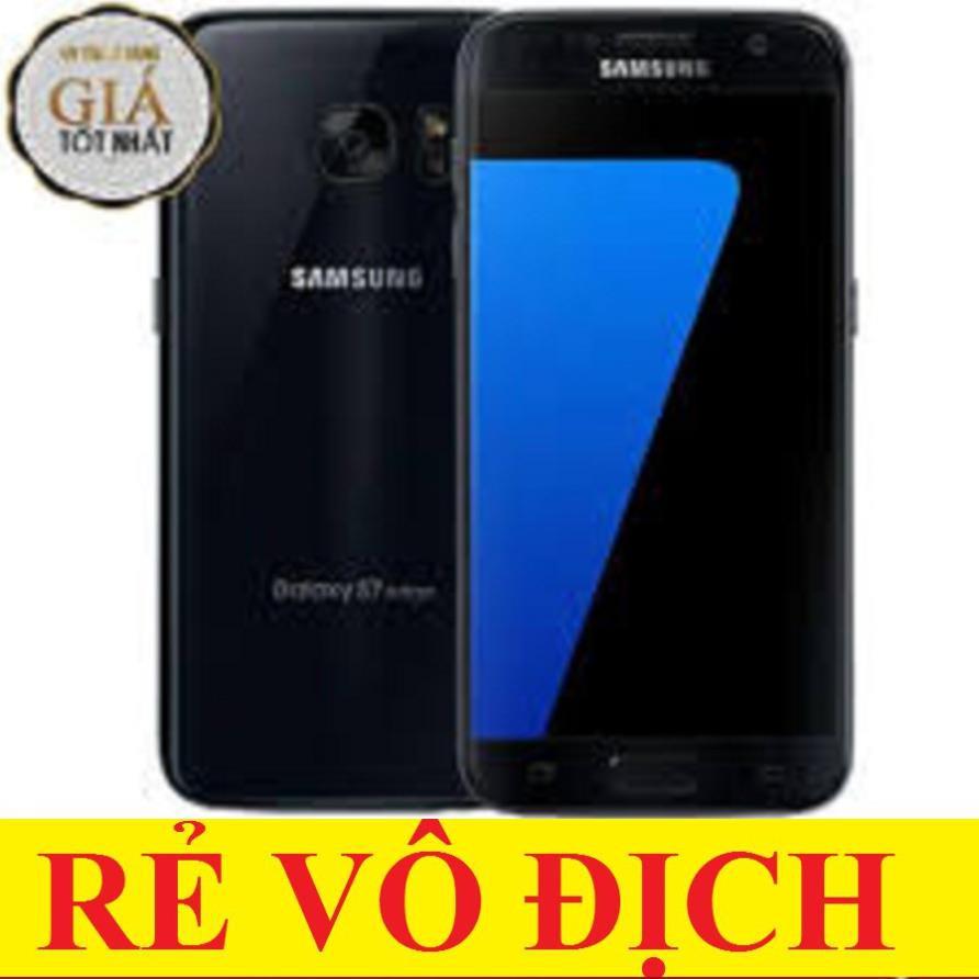 Điện thoại Samsung Galaxy S7 2sim Ram 4G-32G Chính hãng, Chiến Game PUBG/Liên Quân mượt