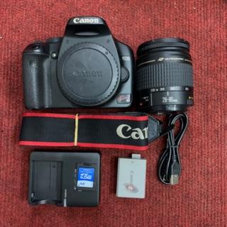 Bộ máy ảnh canon 450D kèm lens 28-80 usm