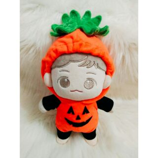 Outfit Halloween bí ngô cho doll 20-25cm