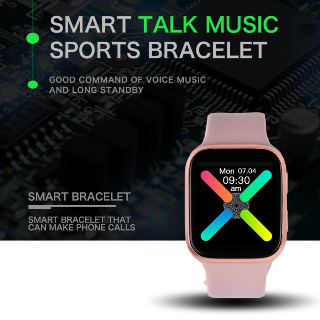 Vòng Đeo Tay Thông Minh Rb- Zl101 Kết Nối Bluetooth Theo Dõi Sức Khỏe