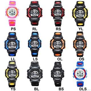 Đồng hồ điện tử bé trai thumbnail