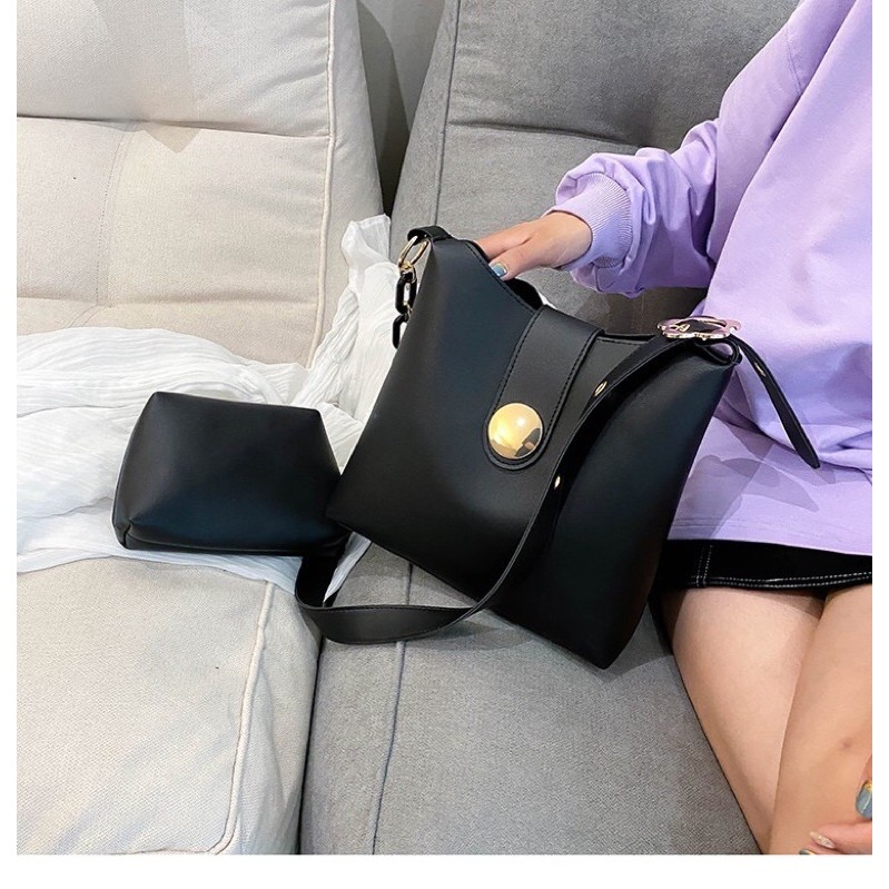 túi xách phong cách Hàn Nhật mẫu mới 2020