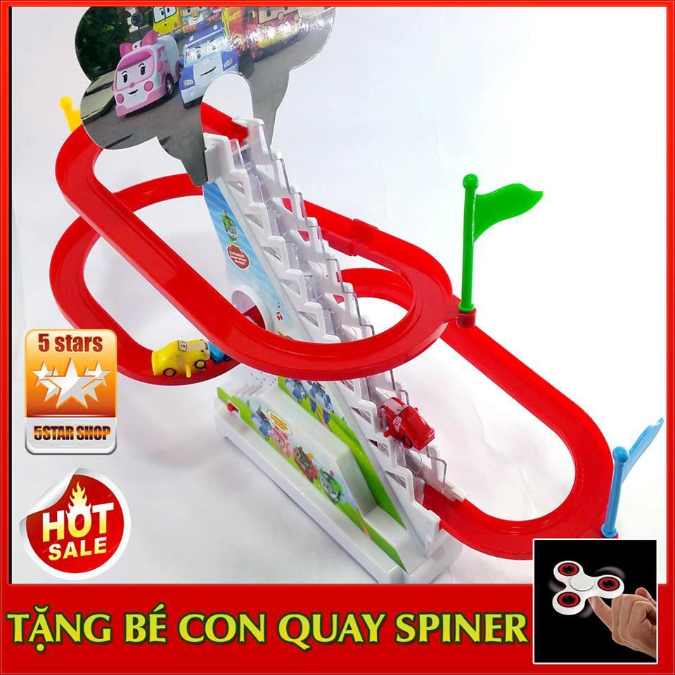 Bộ đồ chơi đua xe ôtô Poli cao cấp cho bé +Tặng con quay spinner - 2913991 , 796825788 , 322_796825788 , 89000 , Bo-do-choi-dua-xe-oto-Poli-cao-cap-cho-be-Tang-con-quay-spinner-322_796825788 , shopee.vn , Bộ đồ chơi đua xe ôtô Poli cao cấp cho bé +Tặng con quay spinner