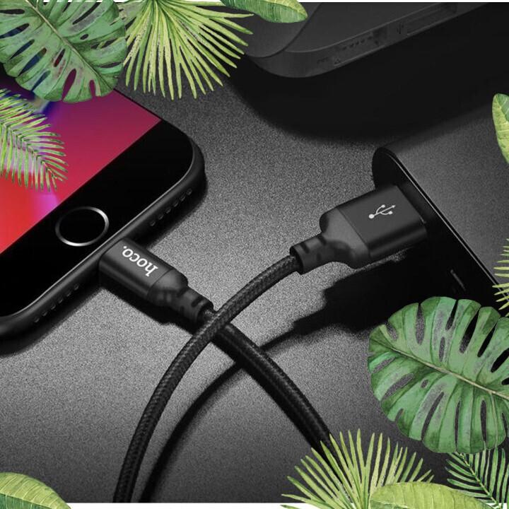 [Giá Cực Đã]  Cáp Sạc Nhanh dùng cho IPhone Ipad Totu Color Core - Dây Dù Siêu Bền