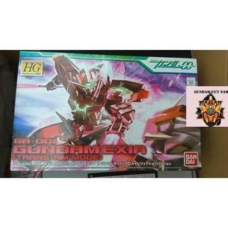 Mô hình đồ chơi gundam GN-001 GUNDAM EXIA (TRANS-AM MODE)