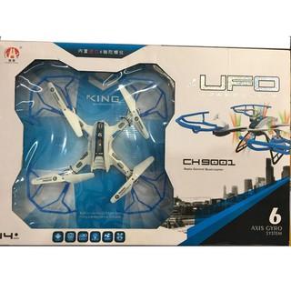 (Bao giá) Máy bay điều khiển từ xa 4 cánh cân bằng UFO-CH9001