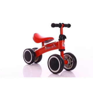 Xe chòi chân cân bằng khung kim loại cho bé