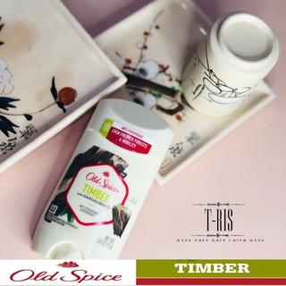 [USA] Lăn sáp khử mùi Old Spice Timber 73g (Sáp ruột trắng- Ngăn tiết mồ hôi)- Nhập khẩu chính hãng P&G-USA- Giá tốt