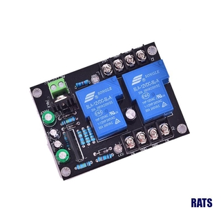 (RATS)High Power Speaker Protection Board Reliable 2channels DIY HIFI Amplifier