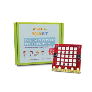 Máy tính sáng tạo Yolo:Bit