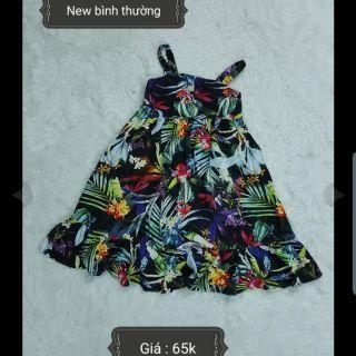 Combo váy bé gái