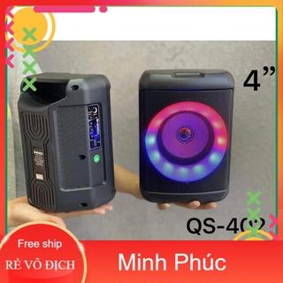 Loa Bluetooth KIMISO QS-402-Hàng Chính Hãng Giá Siêu Rẻ