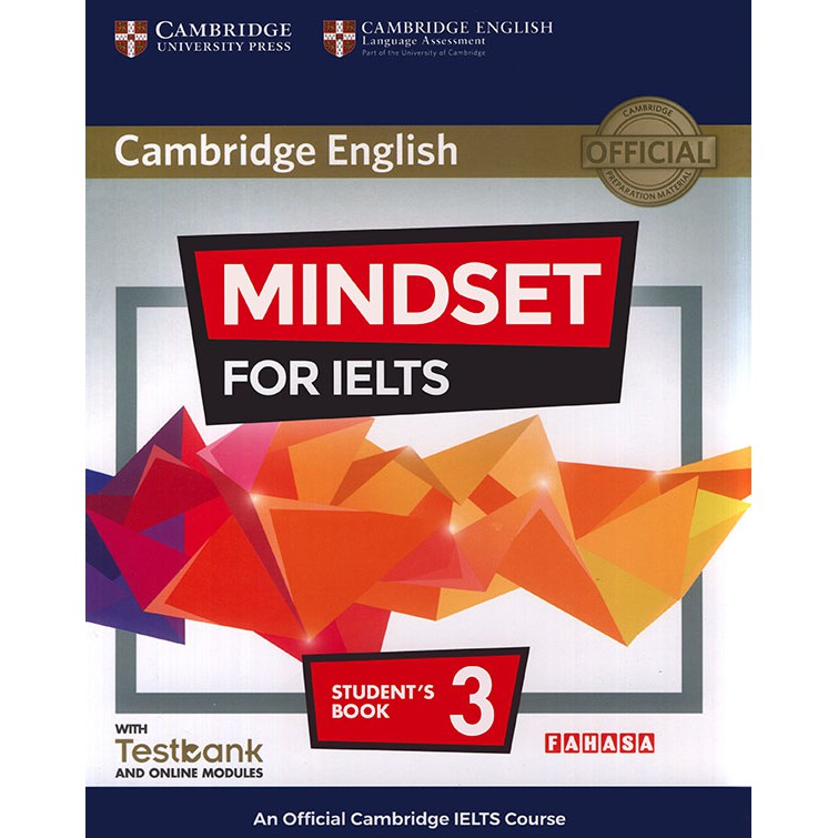 Sách - Mindset for IELTS 3 - Student's Book