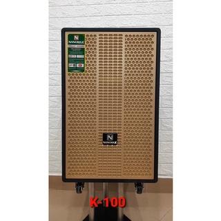 Loa kéo Nanomax K-100, bass 40cm thumbnail