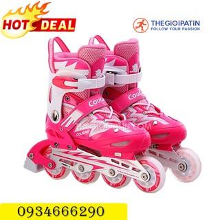 Giày Trượt Patin Trẻ Em Cougar 835L cao cấp