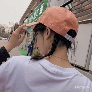 Hat Women's Spring Summer Peaked Cap Korean Style Sun-Proof Baseball Cap Autumn Fashion