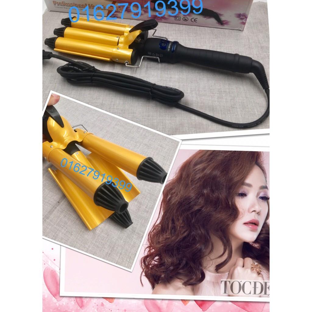 Máy bấm tóc 3 trục Hàn Quốc
