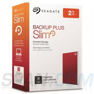 Ổ Cứng Di Động Seagate Backup Slim Plus 1TB