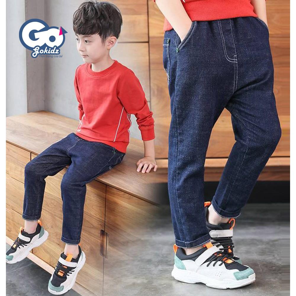 Quần jean dài GO KID cho bé - Q17