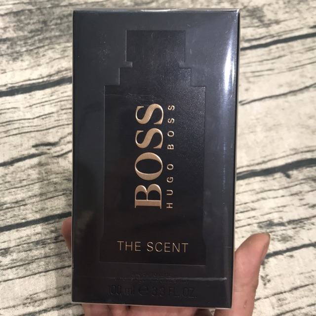 Nước hoa Hugo Boss The Sent 100ml