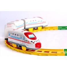 Tàu lửa chạy trên vòng