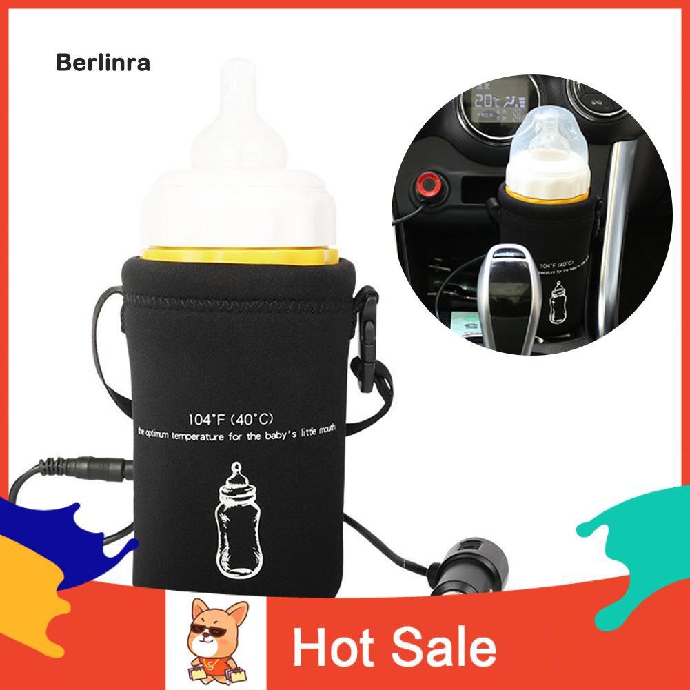 Túi hâm nóng bình sữa em bé đa năng