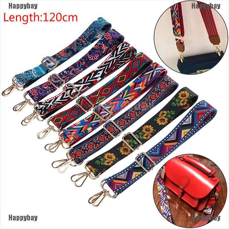 Happybay Fashion Adjustable Handbag Strap Replacement Crossbody Shoulder Bag Straps Belt
