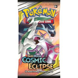 Pack bài Pokemon chính hãng – Sun & Moon – COSMIC ECLIPSE