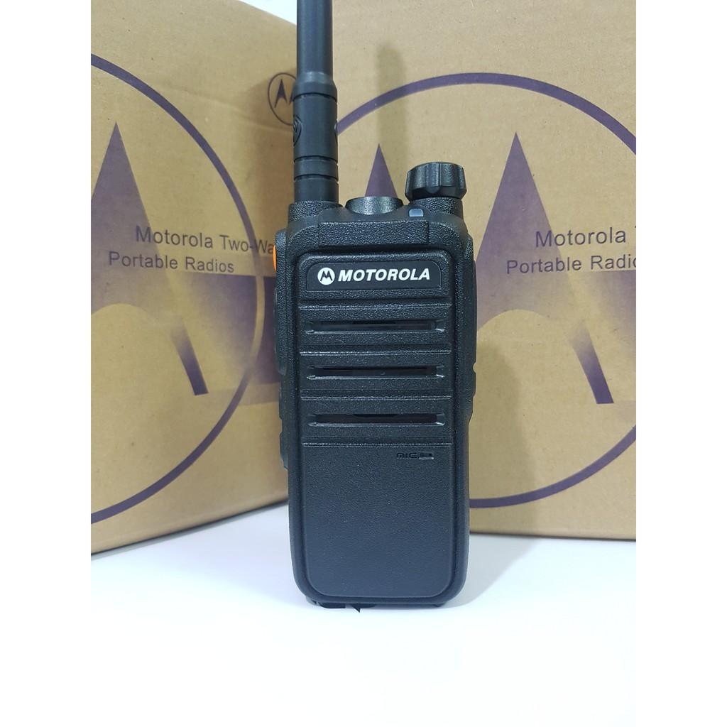[Mã 66ELHASALE hoàn 7% đơn 500K] Bộ đàm Motorola CP1100 Plus(Bảo hành 24 tháng đổi mới trong 12 tháng)