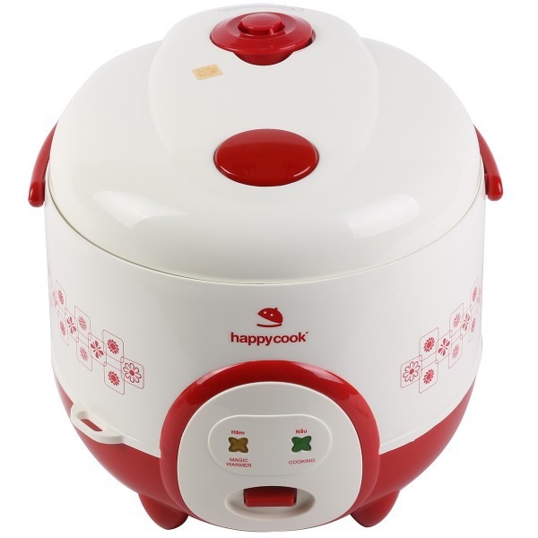 Nồi cơm điện nắp gài 1.2 lít Happy Cook HC-120® - 3455760 , 801453752 , 322_801453752 , 799000 , Noi-com-dien-nap-gai-1.2-lit-Happy-Cook-HC-120-322_801453752 , shopee.vn , Nồi cơm điện nắp gài 1.2 lít Happy Cook HC-120®
