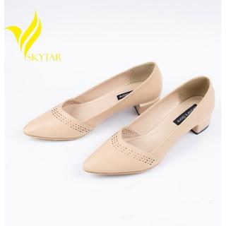 Skytar-giày cao got công sở cắt lazzer g30