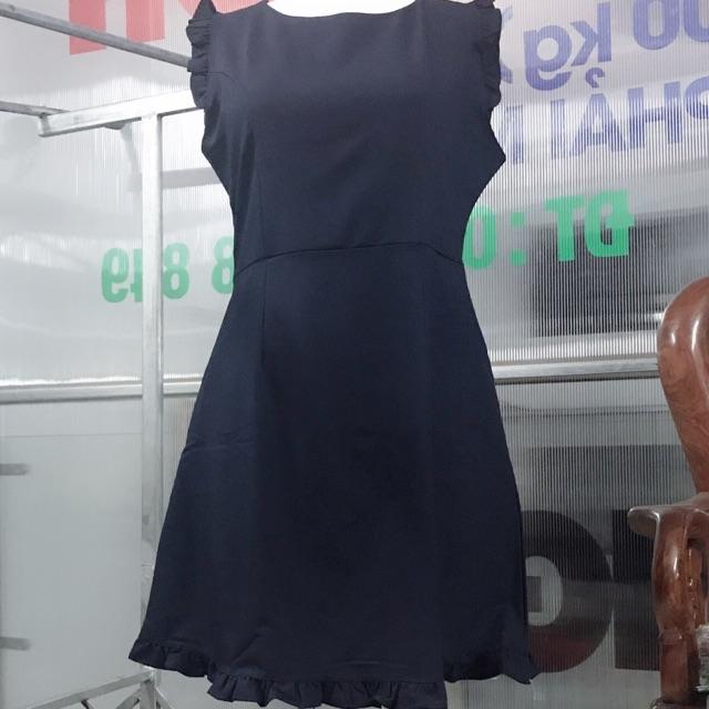 Đầm bigsize chữ A ( từ 60-80 ký)