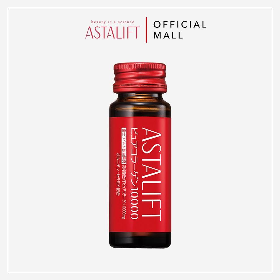 Collagen Astalift dạng nước 10000mg Astalift Drink Pure Collagen Hộp 10x30ml