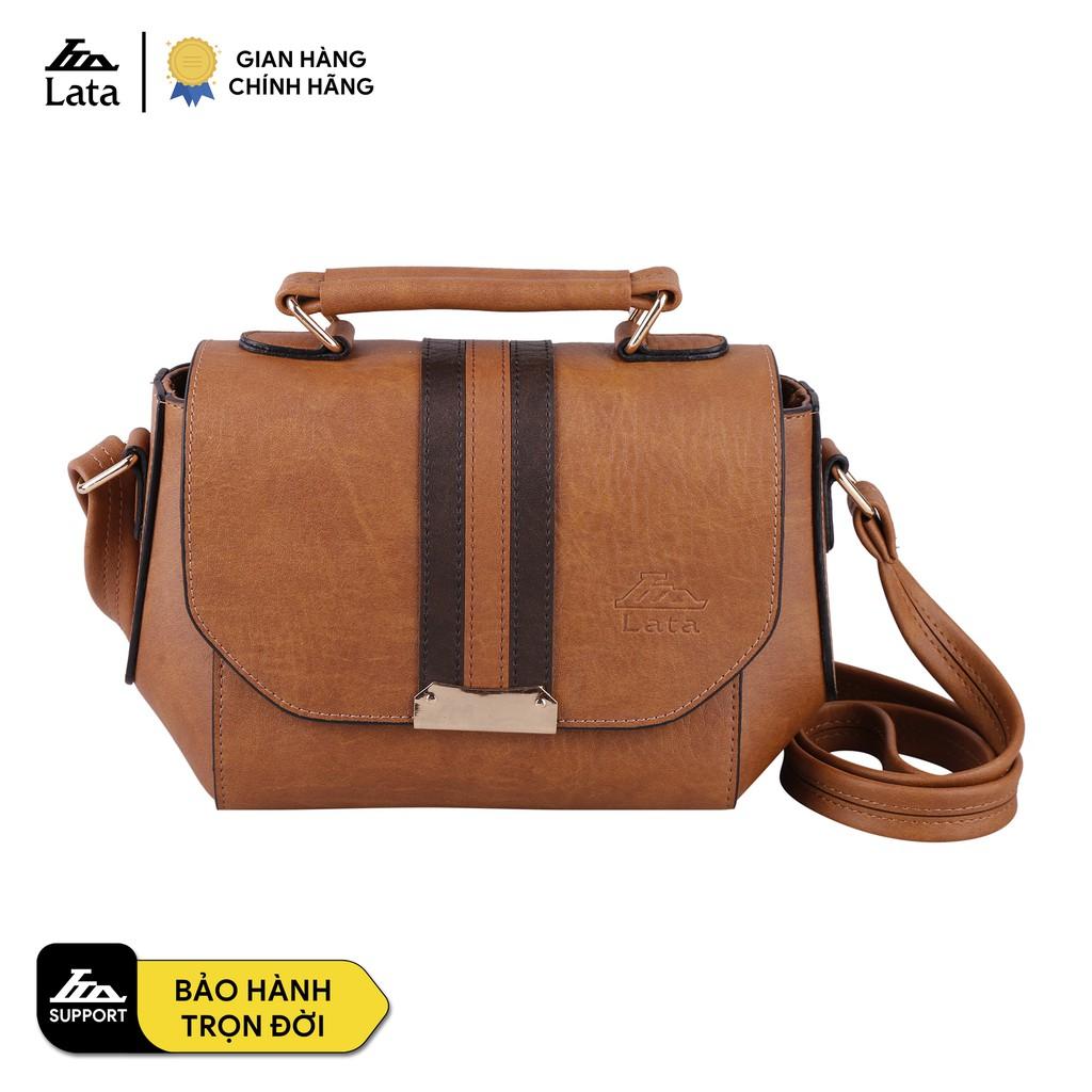 Túi đeo chéo nữ thời trang đa năng LATA HN58 nhiều màu