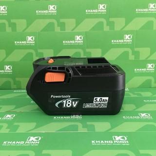 Vỏ mạch pin AEG - RidGid 18V Li-ion, Led báo pin và nhận sạc zin