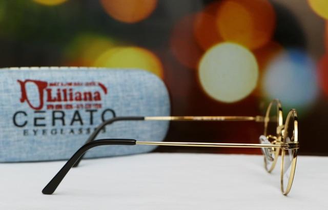 • GỌNG KÍNH CẬN HÀN QUỐC Titanium Thương hiệu: CERATO | Mã SP : CR-6907.