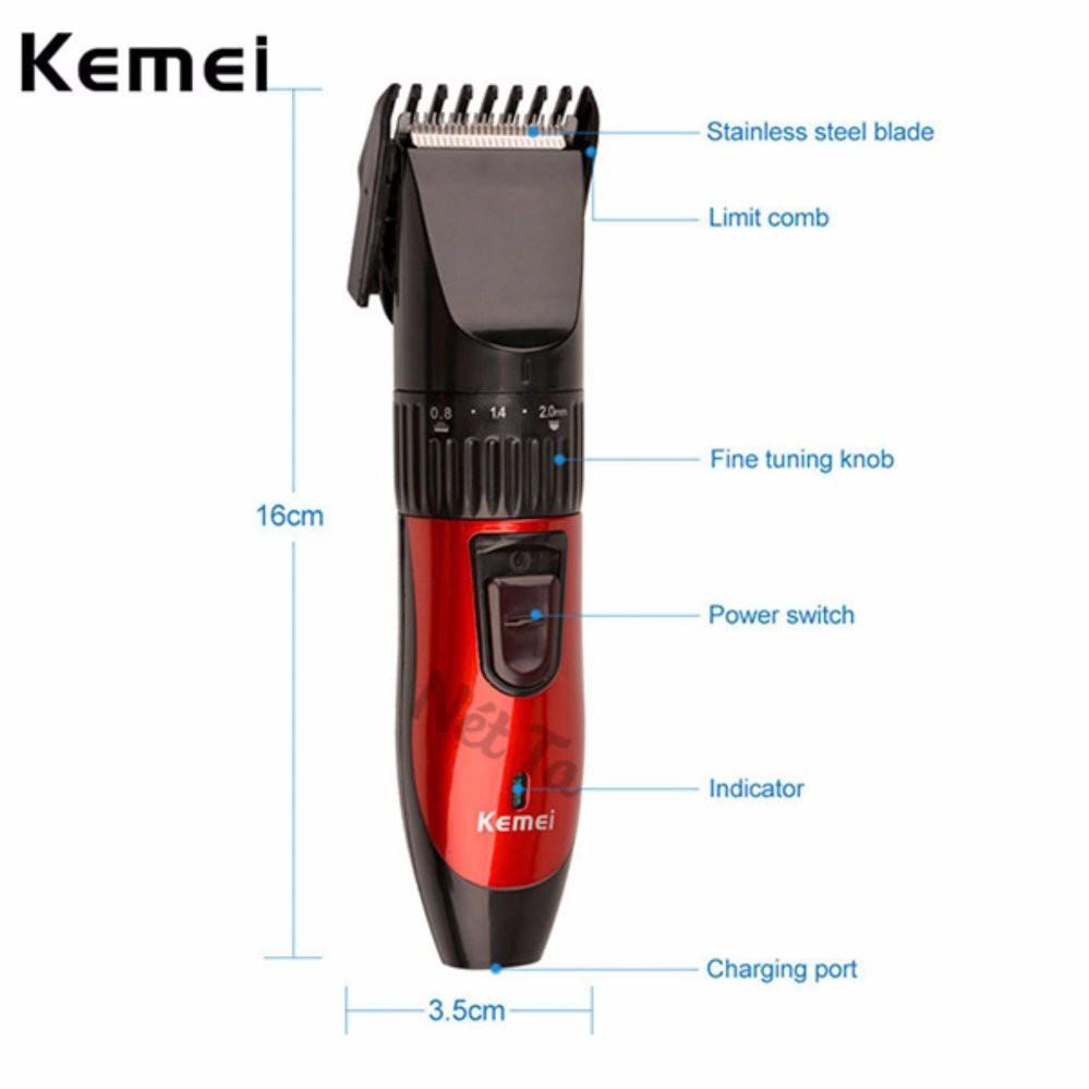 Tông đơ cắt tóc cho trẻ em Kemei KM-730 - Kmart