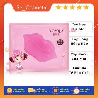 [Chính Hãng] Mặt nạ môi collagen Images dưỡng môi căng bóng, hồng hào mask môi HT-MM1- Dưỡng Môi Căng Bóng, Cực Xinh thumbnail