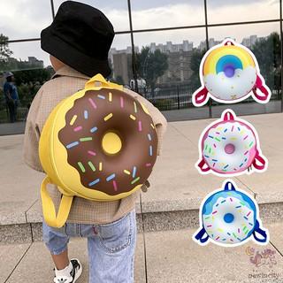 Balo hình bánh donut dành cho bé trai gái